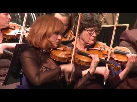 Tchaikovsky Symphony No. 4 (complete). Lawrence Golan; Yakima Symphony Orchestra