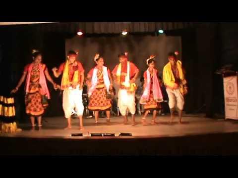 jai phula sambal puri  dance by Bharatiya Vidya Bhavan, Bhubaneswar