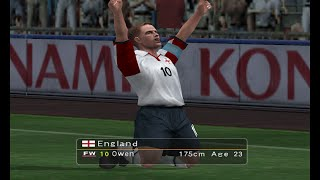 Pro Evolution Soccer 3 PC Gameplay
