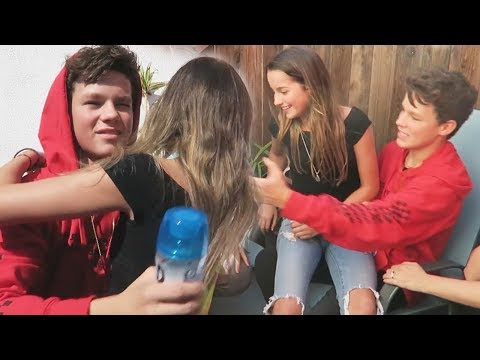 Annie Leblanc CAUGHT BY HER PARENTS with Hayden Summerall in SECRET Vlog