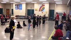 Jacob's Karate Class in Phoenix Arizona