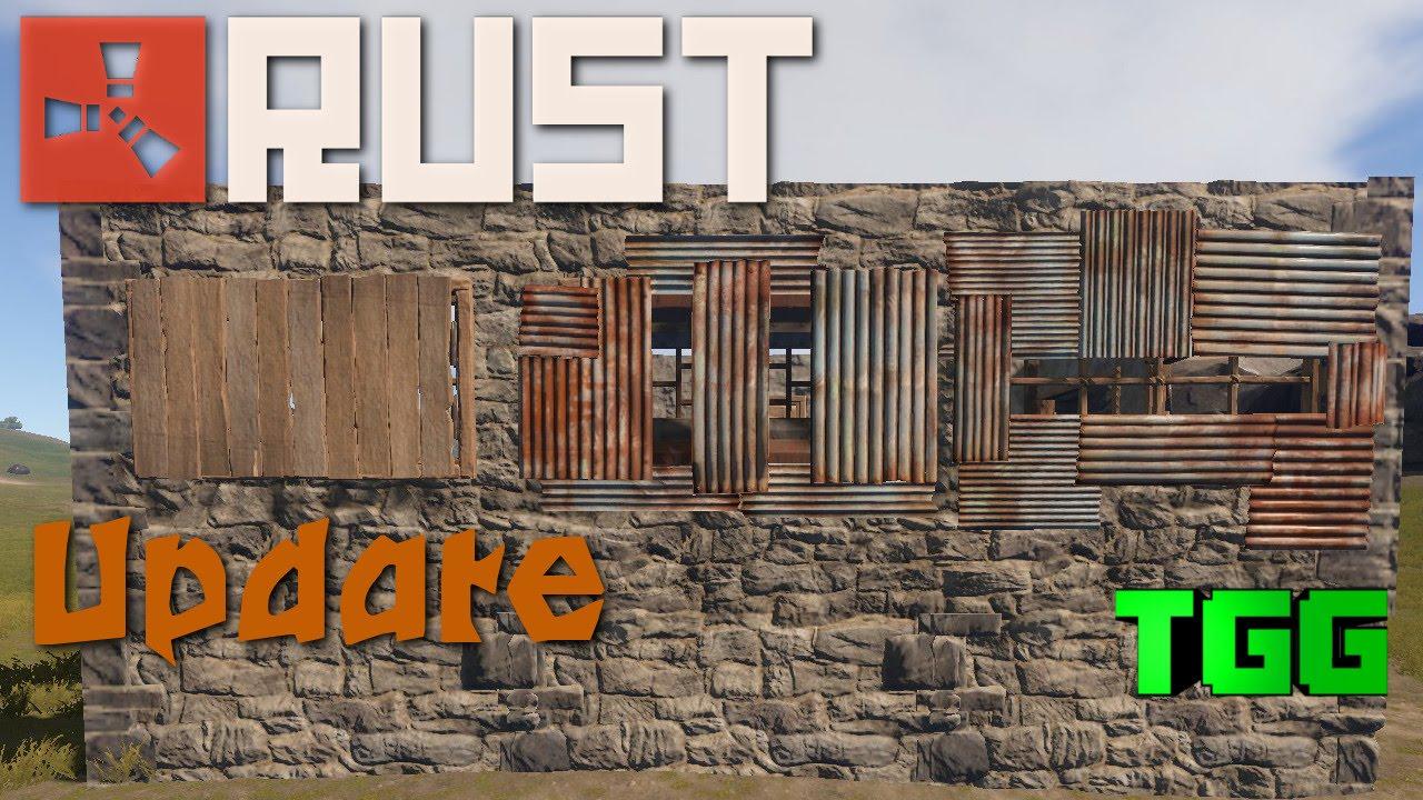 Rust  Update: Shutters And Door/ Window Changes   YouTube