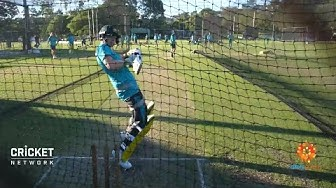 Warner, Smith and Starc back in the Aussie nets
