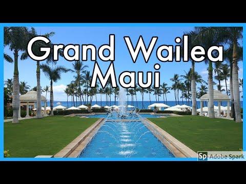 Grand Wailea in Maui