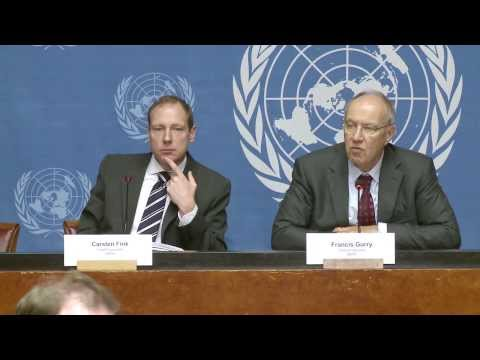 World Intellectual Property Indicators 2013 - Press Conference