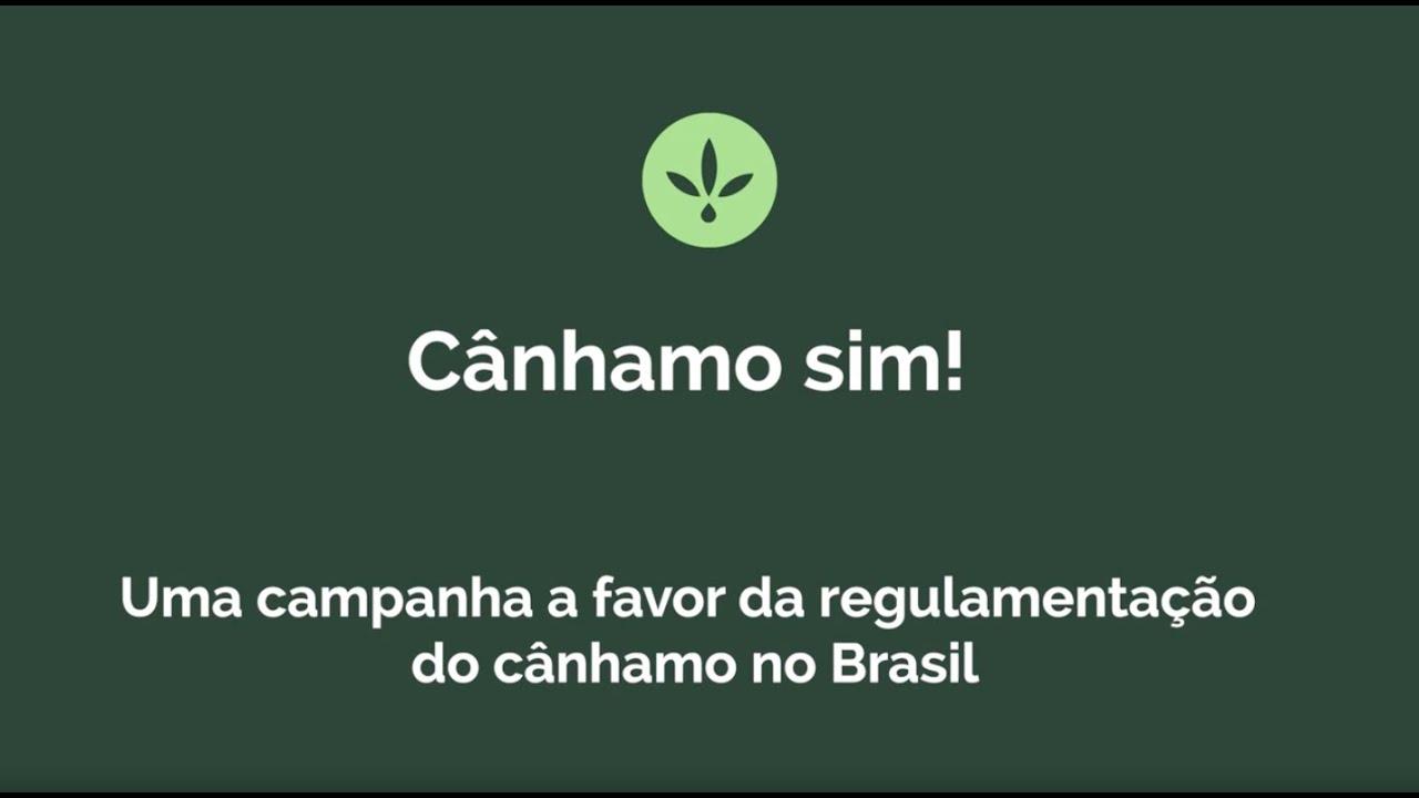 Cânhamo Sim - Uma campanha a favor da regulamentação do cânhamo no Brasil.