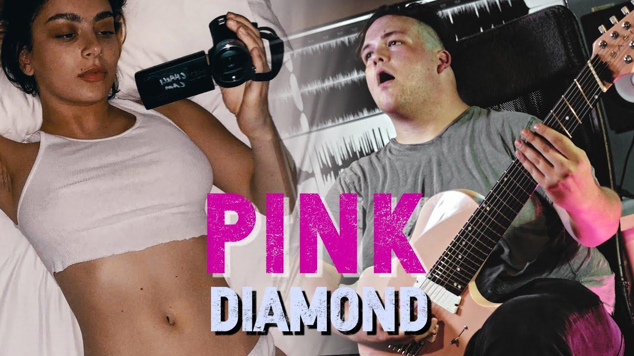 Charli XCX - Pink Diamond (Djent Metal Cover)
