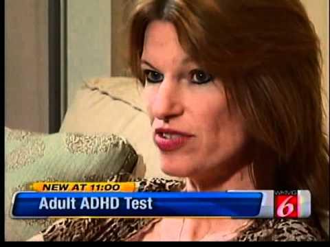 Adult ADHD Test - WKMG-TV Orlando