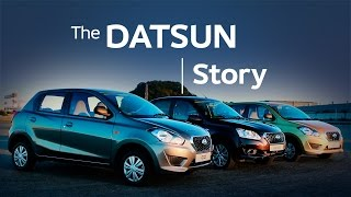 The Datsun Story(More than three years in the making, this is the story of the brand's journey from the time Nissan Motor Co.Ltd announced the return of the Datsun brand, its third ..., 2015-10-29T11:04:15.000Z)