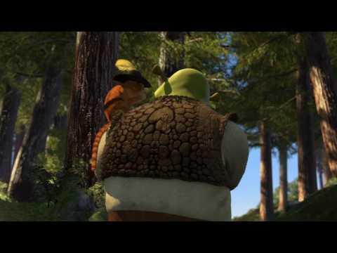 Shrek 2 (2004) - Shrek Visits The Fairy Godmother