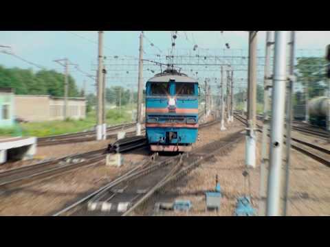 Вдоль Путей. Выпуск 2: Ветка Мытищи-Пирогово. от 8 августа 2011г.