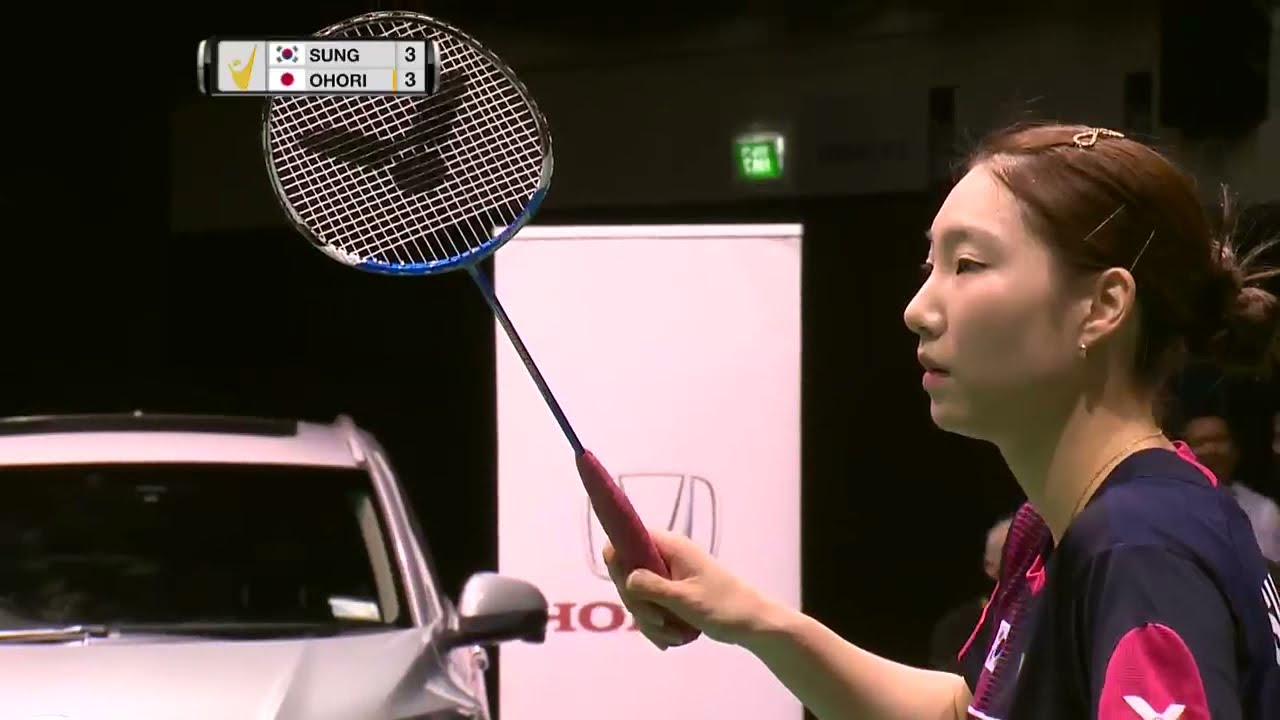 SKYCITY New Zealand Open 2016 Badminton F M1 WS