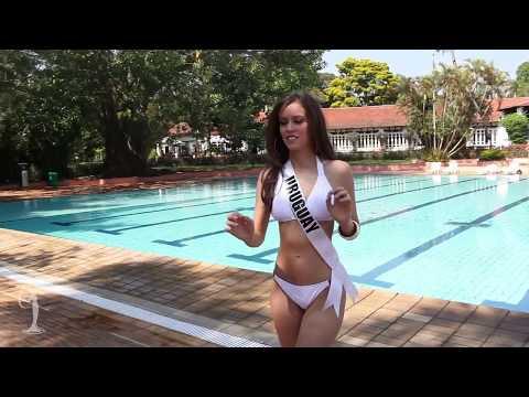 Miss Universe 2011 - The Bikini