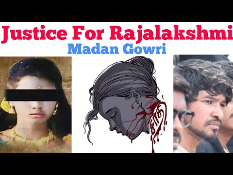 Justice For Rajalakshmi | Tamil | Madan Gowri | MG