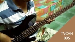 Nguyện tôn vinh Chúa - tập bass (Em)