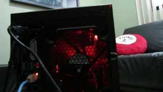 Custom gaming PC build 2013 (Intel core i5 4670k and GTX 770 SC ACX)