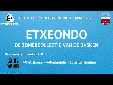 S02E09 - Zomercollectie Etxeondo #kledingvandeshow