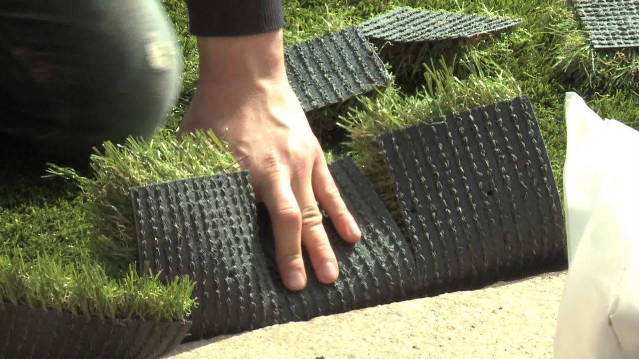 How to Install Artificial Grass DIY guide  YouTube