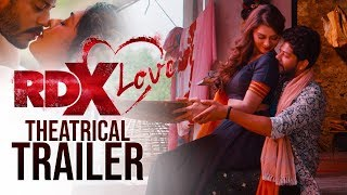 RDX Love Movie Official Theatrical Trailer | Paayal Rajput, Tejus Kancherla
