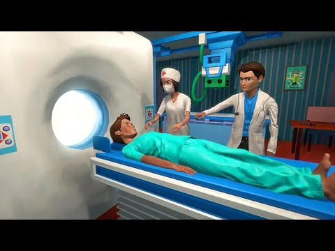 Virtual Family Doctor Hospital - Complete Android Gameplay By 3D Games Village