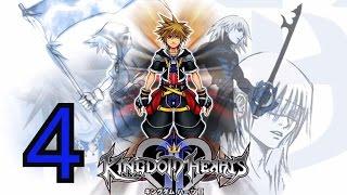 Kingdom Hearts 2.5- El despertar de Sora, empieza lo bueno!! EP 4