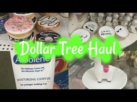 Dollar Tree Haul #184- New Trinkets, Socks, Washi Tape & More!