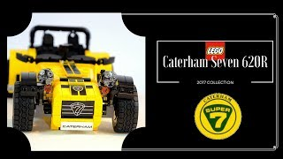 lego 21307 caterham seven 620r review 2017