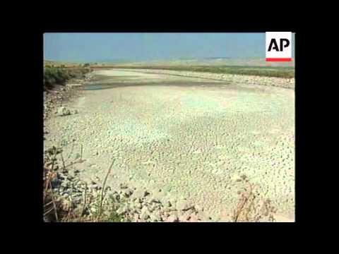 ISRAEL: SEVERE WATER SHORTAGE (V) - YouTube