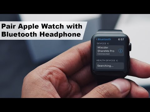 how-to-pair-bluetooth-headset-with-apple-watch