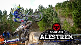24MX Alestrem 2020 Hard Enduro | Mario Roman beats Graham Jarvis
