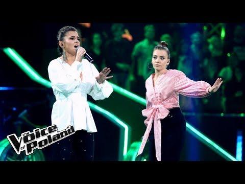 """Weronika Szymańska vs Zosia """"Zoya"""" Sydor - """"Chained To The Rhythm"""" - Bitwy - The Voice of Poland 8"""