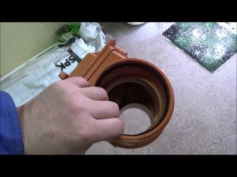 Как установить обратный клапан на канализацию в квартире