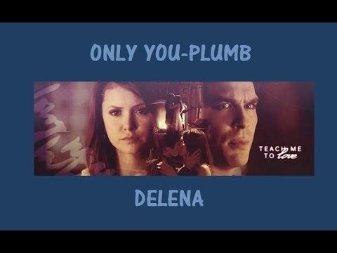 Only you (blush)/plumb ~delena~