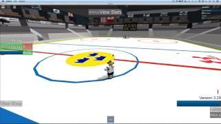 wie man jedes Mal mit hhcl Goalie spunktet - Roblox Hockey