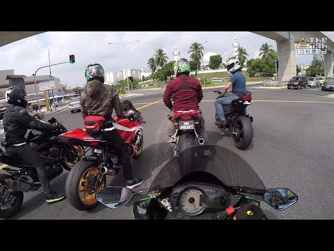 Urban ride: Honda CB650F | fresh rubber