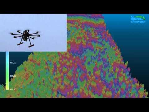 UAV LIDAR for forestry application