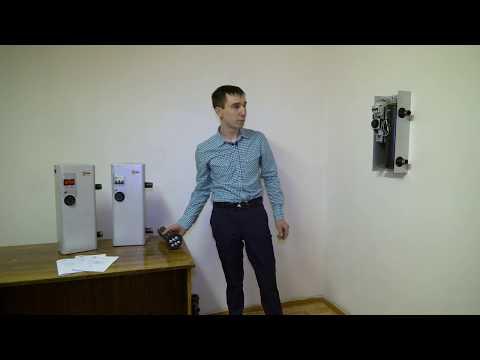 Электрокотлы для отопления:дома
