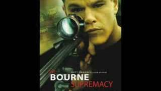 The Bourne Supremacy OST Moscow Wind Up