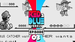 Pokemon Red and Blue Versus | EP 03 Here we go again !