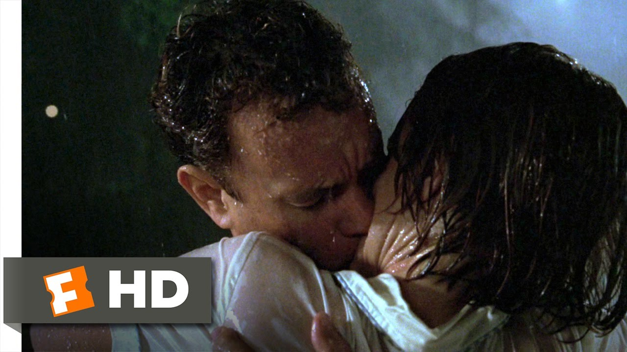 Cast Away (7/8) Movie CLIP - You're the Love of My Life (2000) HD
