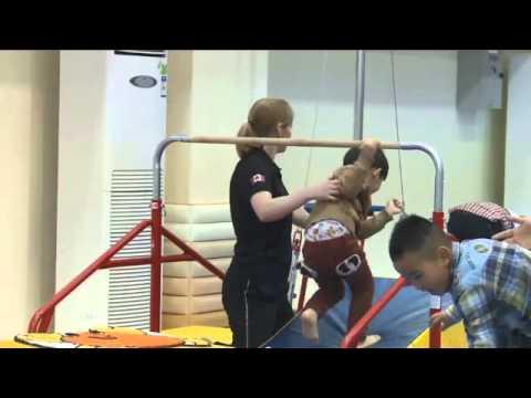 Inspire Sports Gymnastics Club in China