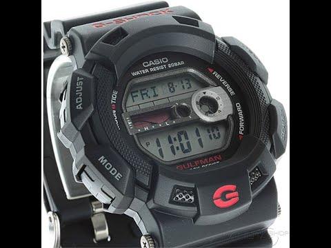 G-9100-1ER GULFMAN  НАСТРОЙКА
