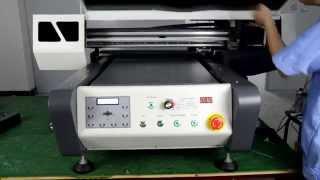 Newest Digital Flatbed UV Printer-APEX UV6090