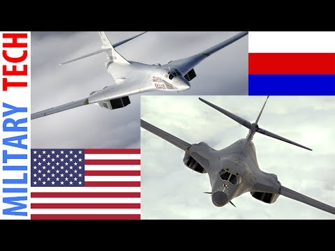 US Strategic Bombers vs Russian Strategic Bombers