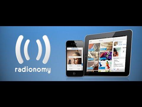 Crea tu radio online 24/7 facil, rapido y gratis, Sitio web y radio online. (Radionomy)