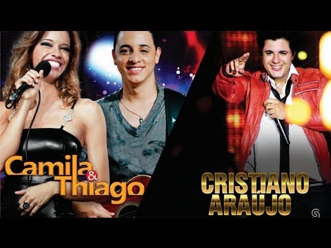 Camila & Thiago - Por trás de um grande amor - Part. Cristiano Araújo