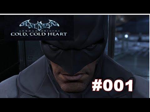 Batman Arkham Origins-Cold,Cold, Heart! DLC-[HQ]-#001 |