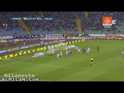 Highlights _ Udinese 1-0 AC Milan - 23/9/2009