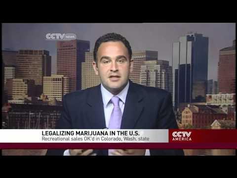 Kevin Sabet Debates Corey Barnett on BizAsiaAmerica