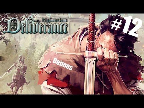 [RUS] Warhorse Studios' Stream #2 // Русский перевод